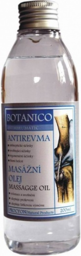 Botanico antirevma olej 200ml
