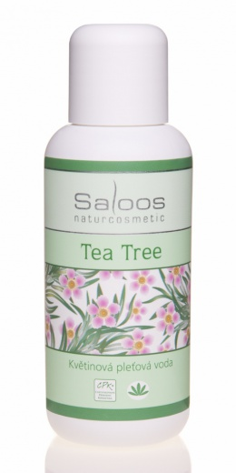 Saloos Pleťová voda Tea tree - 100ml