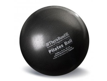 THERA-BAND Overball / Pilates Ball 26 cm, stříbrná