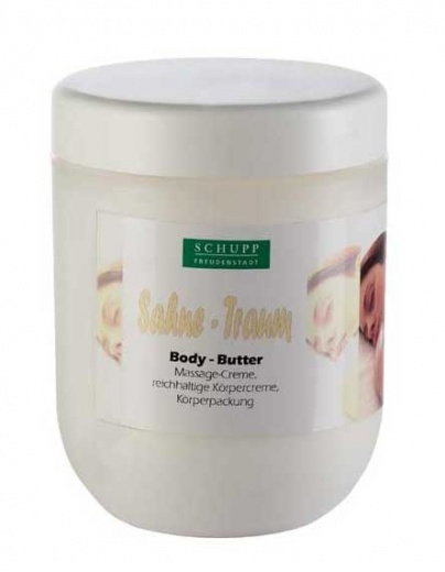Body-Butter - smetanový sen 1000ml