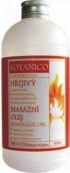 Botanico hřejivý olej 500ml