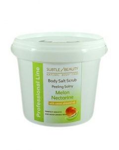Peelingová sůl Meloun-Nektarinka - 1kg