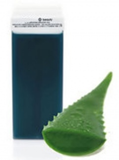Depilační vosk roll-on aloe vera