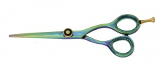Lexwo Hi Tech kadeřnické stříhací nůžky 5,5