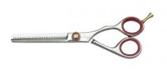 Lexwo kadeřnické efilační nůžky 6