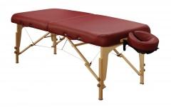 Skládací dřevěné lehátko Midas Plus - 76cm