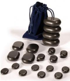 Sada 20 lávových kamenů