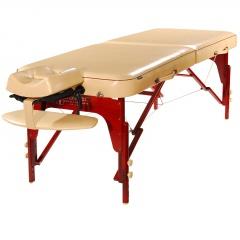 Skládací dřevěné lehátko Monroe LX