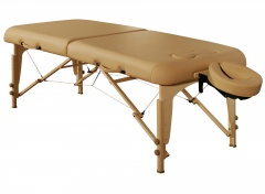 Skládací dřevěné lehátko Midas-Girl - 76cm